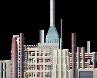 Pixel Oil Refinery
