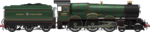 Old GWR Class King.png