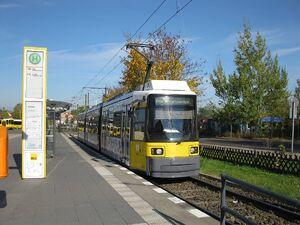 Ahrensfelde lijnM8 GT6N