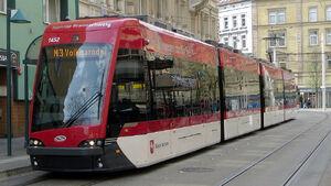 Friedrich-Wilhelm-Platz lijnM3 Tramino.jpg