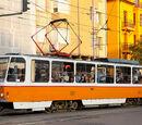 Сафійскі трамвай