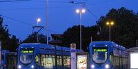 Zagreb tram system