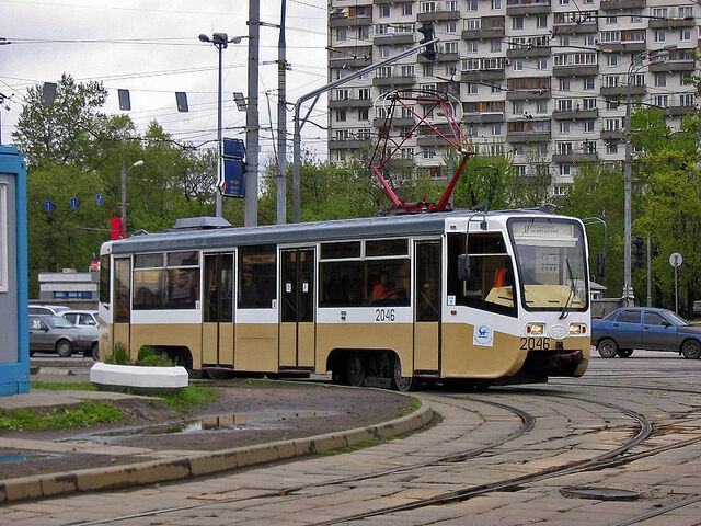 File:Tram KTM19 Moscow VDNH.jpg