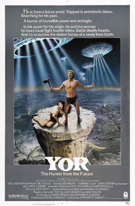 Yor poster