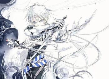 Silver Swordsman