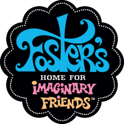 Cartoon Network's Foster's Home for Imaginary Friends - TV Series Logo