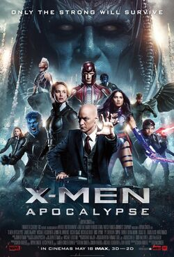 Marvel - X-Men Apocalypse - Theatrical Poster