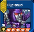 D R Sol - Cyclonus box 18