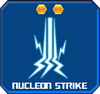 A nucleon strike