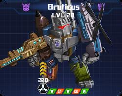 D S Com - Bruticus pose