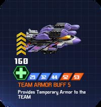 D E Sup - Skywarp Armada pose 2