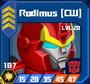 A S Sol - Rodimus CW box 20