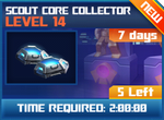 M wave1 lev14 scout core collector