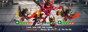 Stronghold extra hard map3c team sos dinobots