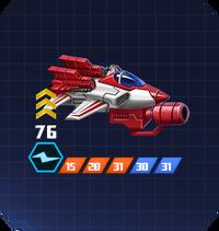 A R Sco - Jetfire pose 2