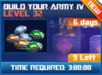 M wave7 lev32 build your army iv