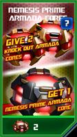 P nemesis prime armada cores armada 4 land military team