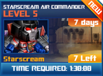M wave1 lev5 starscream air commander