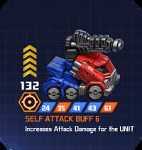 A E Hun - Optimus Prime FOC pose 2