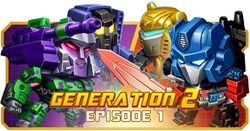 Event Generation 2 Episode 1
