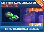 M wave1 lev14 support core collector