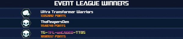 Event Armada Episode 2 - League Winner phase 2