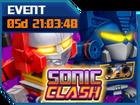 Ui event sonic clash