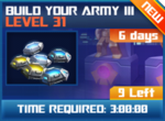 M wave7 lev31 build your army iii