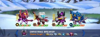 T christmas breaker xx egalvatron x