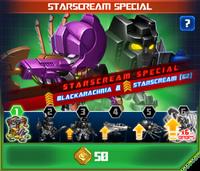 P starscream special lord starscream