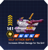 D E Sol - Galvatron Armada pose 3