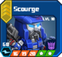 D R Sco - Scourge box 18