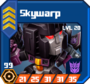 D S Hun - Skywarp S box 20