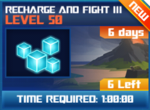 M wave8 lev50 recharge and fight iii
