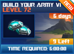 M wave8 lev72 build your army vi