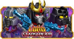 Lord Starscream