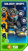 P daily campaign soldier