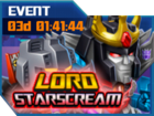 Ui event lord starscream