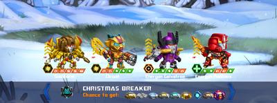 T christmas breaker xx egalvatron erodimus