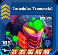 P S Sco - Tarantulas Transmetal box 20