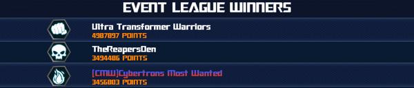 Event Armada Episode 2 - League Winner phase 1