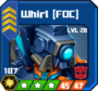 A S Sol - Whirl FOC box 20