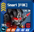 A S Sco - Snarl FOC box 20