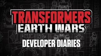 Dev Diary 2 - The Fan Influence - Transformers Earth Wars DOWNLOAD now!