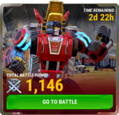 Ui event charging in battle info a
