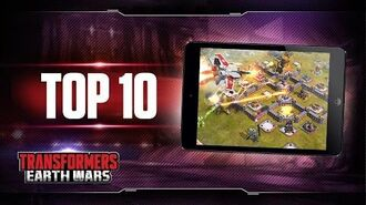 TOP 10 - Our Favourite Abilities