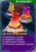 Ui build bundle event 20160729 - mixed crystal d