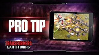 PRO TIP Scouts vs Single Defences Transformers Earth Wars DOWNLOAD now!