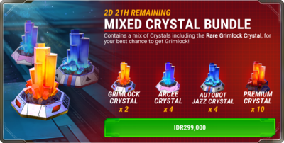 Bundle event 20160729 - mixed crystal a