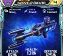 Hardshell (4) Weapon